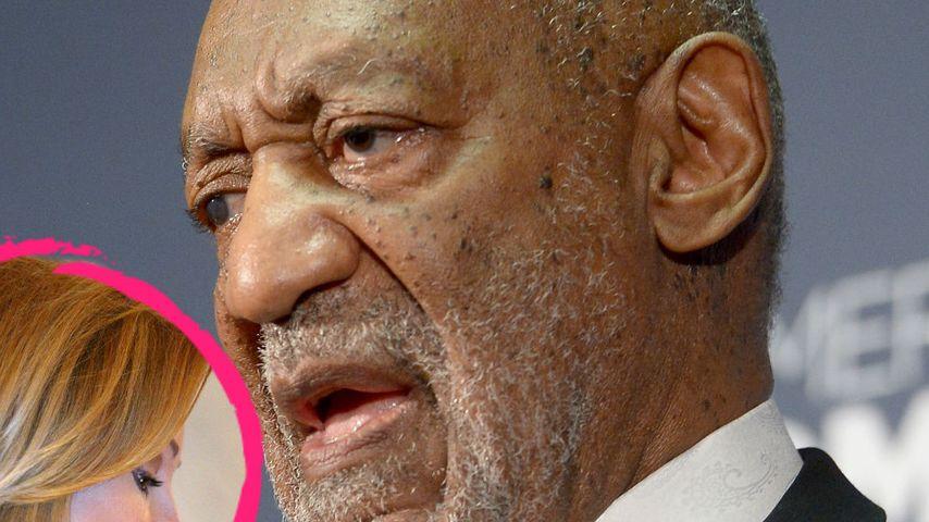 Moderatorin empört: Bill Cosby wollte mich küssen!