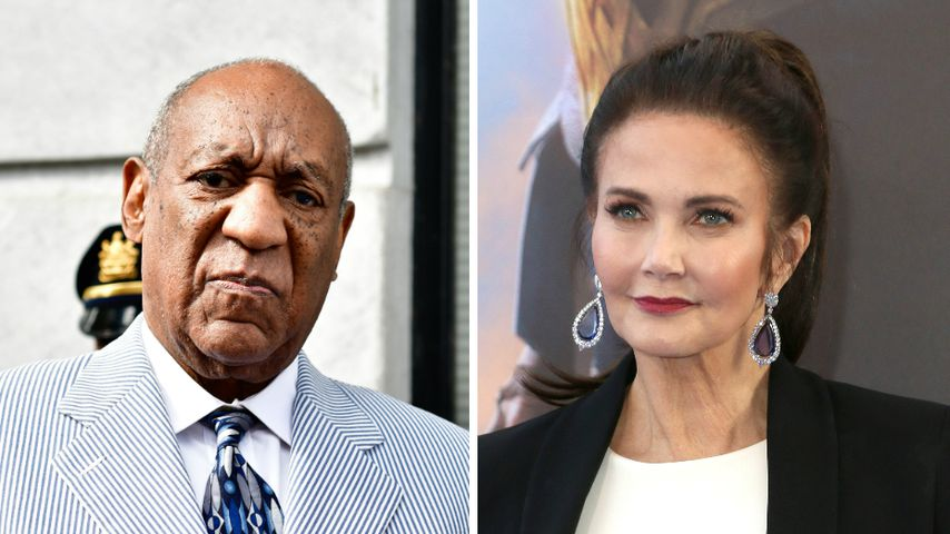 Bill Cosby: Hat er auch Wonder Woman Lynda Carter belästigt?
