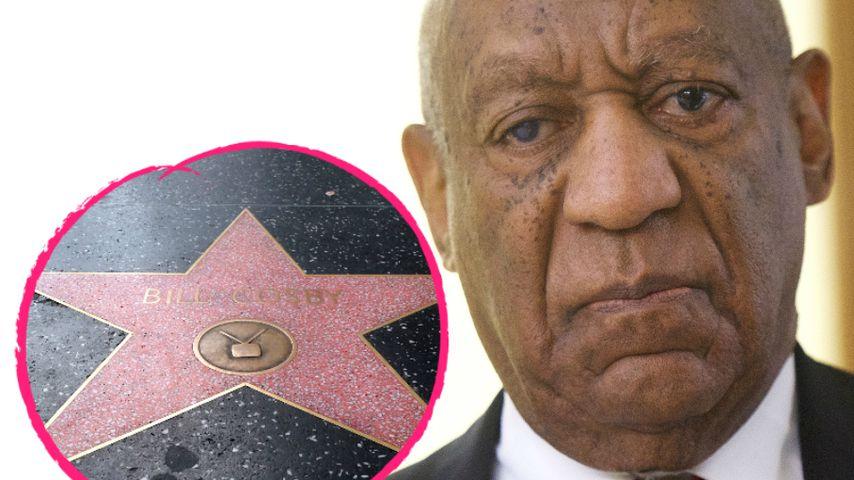 Nach Urteil: Verliert Bill Cosby seinen Walk-of-Fame-Stern?