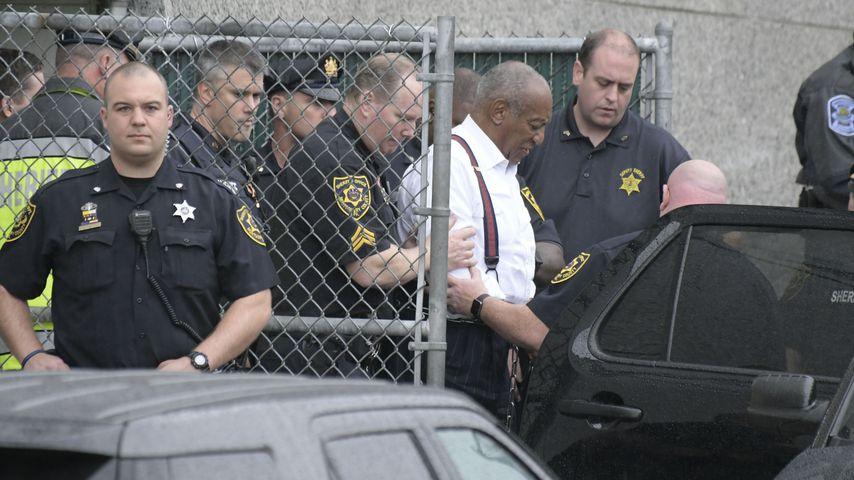 Bill Cosby nach seiner Verurteilung im September 2018