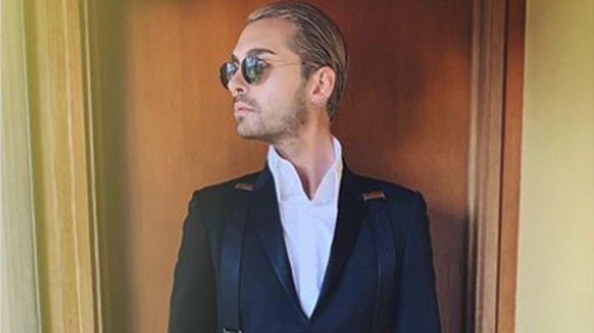 Er trägt Karl: So schick schlägt Bill Kaulitz bei Oscars auf
