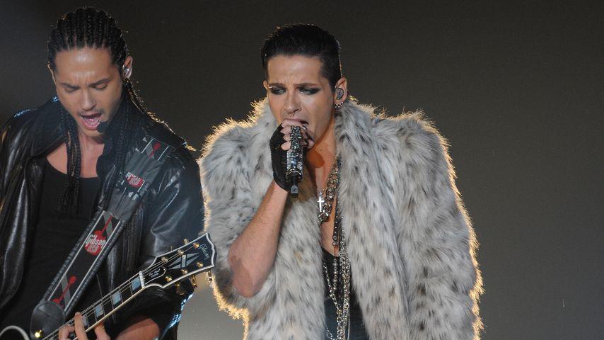 Tom und Bill Kaulitz bei den MTV Video Music Awards 2011
