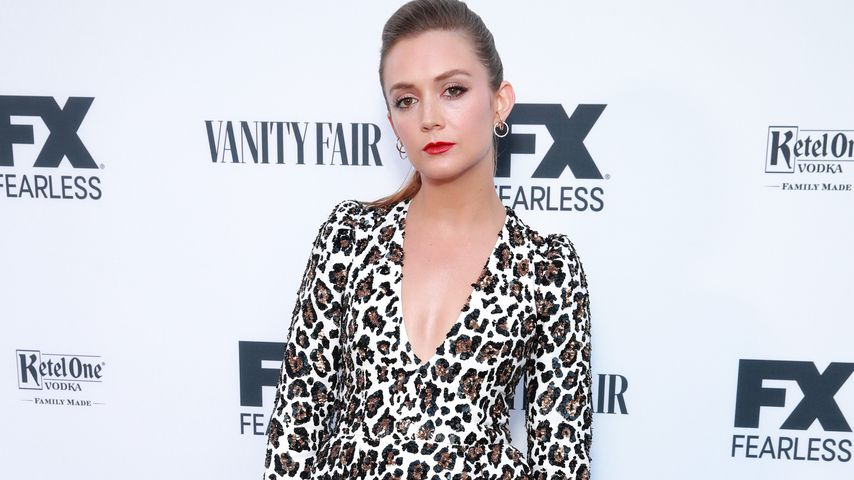 Billie Lourd bei der Vanity Fair Party 2019
