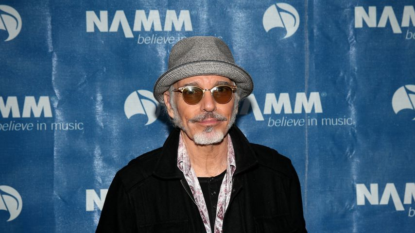 Billy Bob Thornton bei der NAMM Show 2017