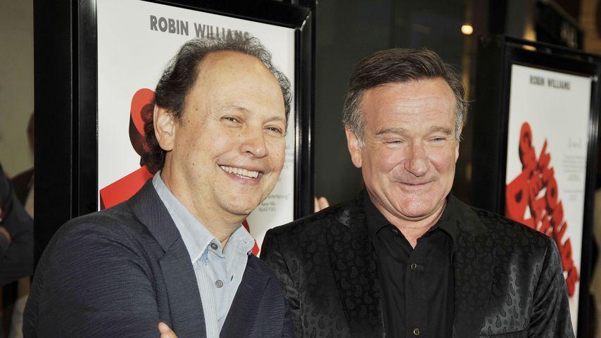 Billy Crystal und Robin Williams