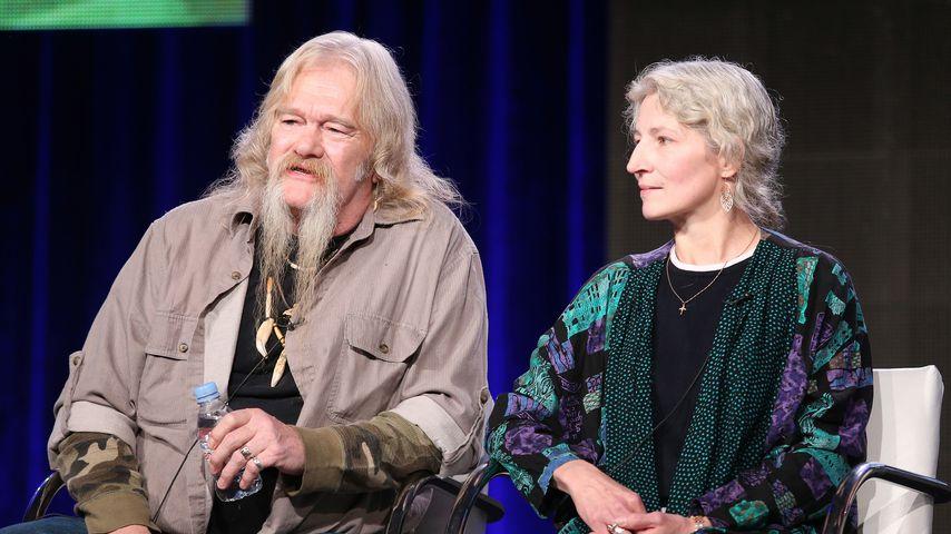 Billy und Ami Brown