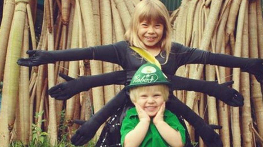 Süßer Rückblick: Bindi Irwin zeigt Kindheitserinnerung