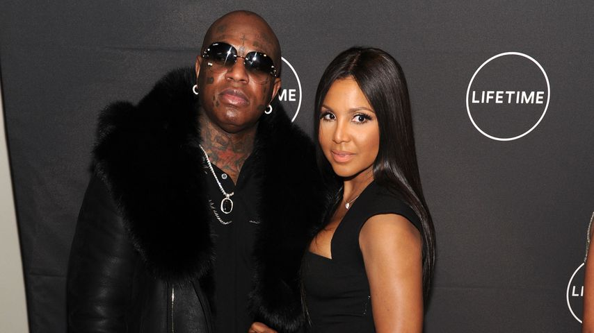 Birdman und Toni Braxton in New York, Januar 2018
