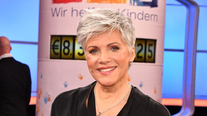 Birgit Schrowange beim RTL Spendenmarathon 2018