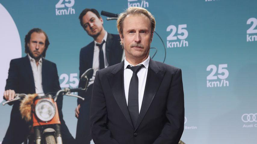 """Bjarne Mädel bei der Premiere von """"25 km/h"""" in Berlin"""
