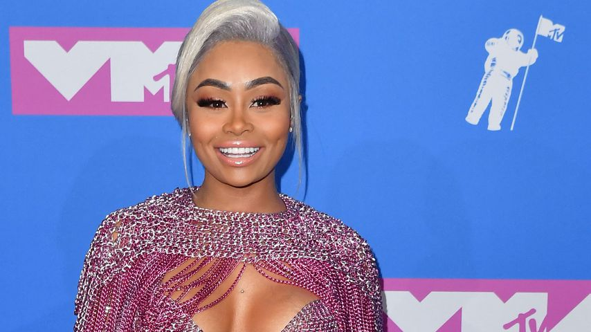 Blac Chyna im August 2018 in New York