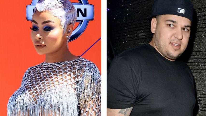 Wegen sexy Look: Rob Kardashian will seine Ex Chyna zurück!