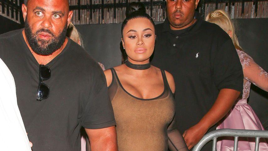 Unverantwortlich? Blac Chyna mit Baby-Kugel im Nachtclub
