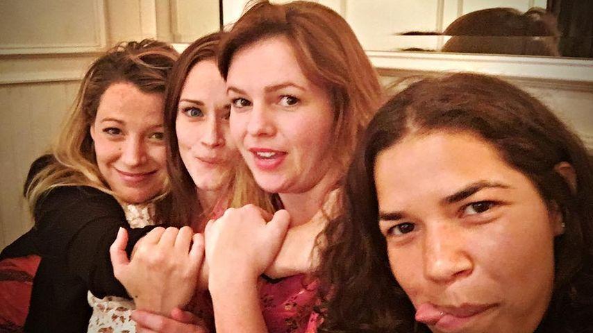 Blake Lively, Alexis Bledel, Amber Tamblyn und America Ferrera