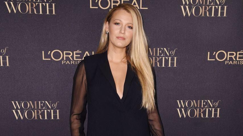 "Blake Lively im November 2016 bei der ""L'Oreal Paris Women of Worth Celebration"" in New York"