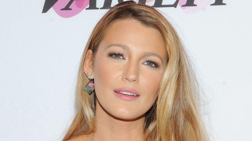 """Blake Lively: """"Mein Make-up-Artist hat mich belästigt!"""""""