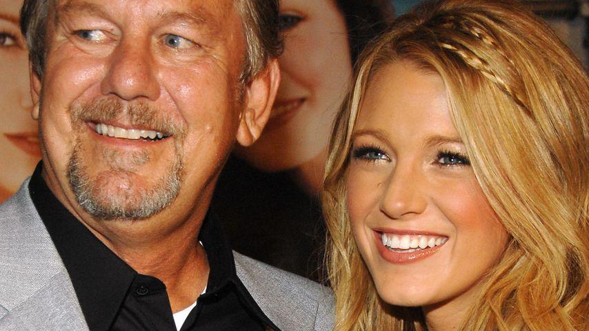 Blake Livelys Vater erlebt medizinisches Wunder