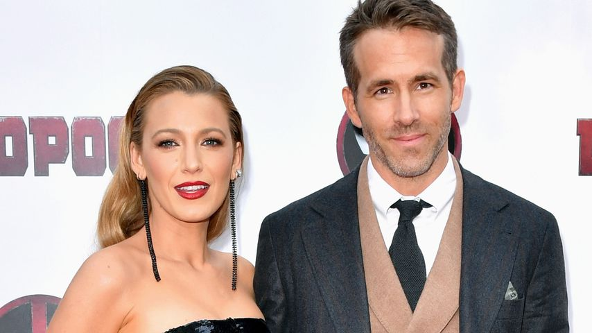 "Blake Lively und Ryan Reynolds beim ""Deadpool 2""-Screening"