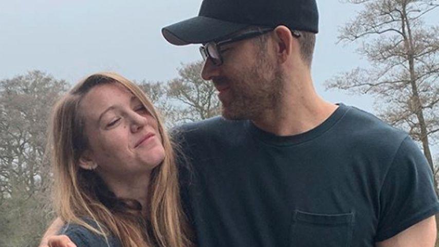Blake Lively und ihr Mann Ryan Reynolds