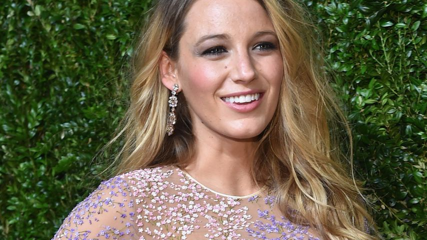 Kein Glamour? Blake Lively plant normale Kindheit