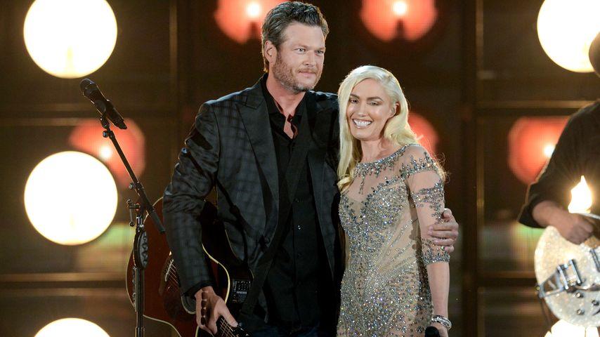 """""""Wie ein Wunder"""": So schwärmt Blake Shelton von Gwen Stefani"""
