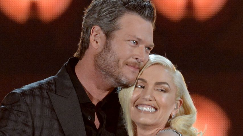 Blake Shelton und Gwen Stefani bei den Billboard Music Awards