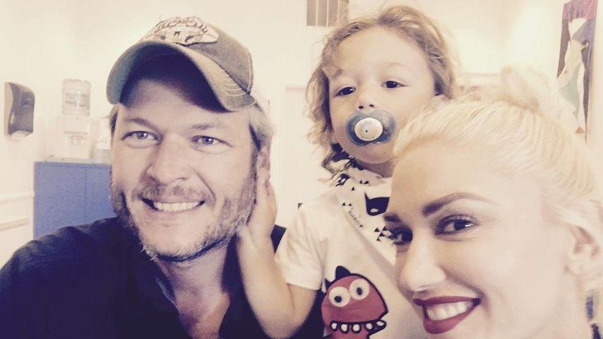 Nicht Ex Gavin: Gwen Stefani lobt nur Blake am Vatertag