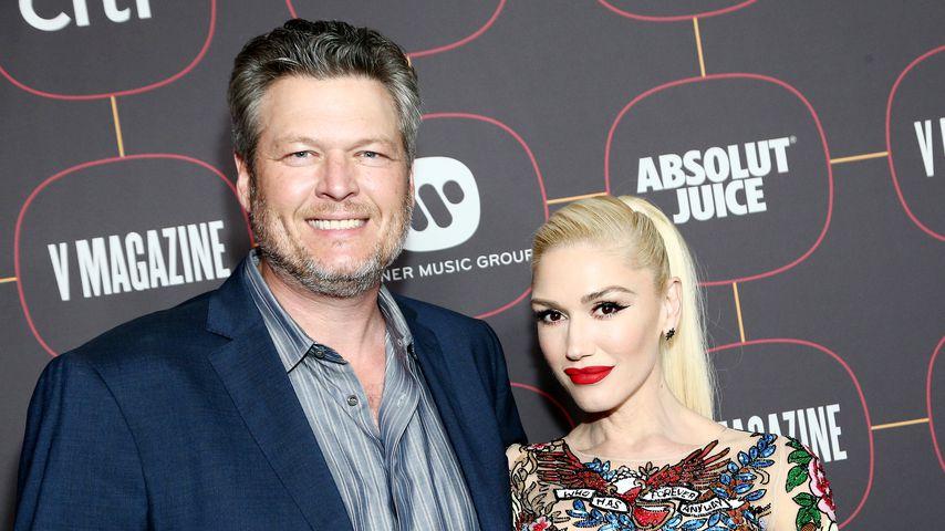 Heiraten Gwen Stefani und ihr Verlobter Blake noch 2020?