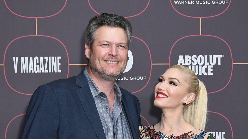Blake Shelton und Gwen Stefani, Sänger