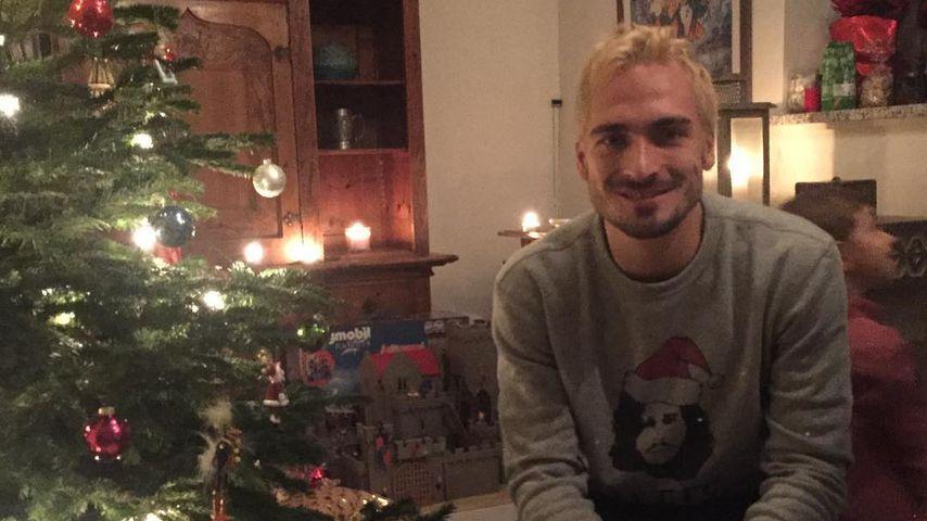 Mats Hummels an Weihnachten
