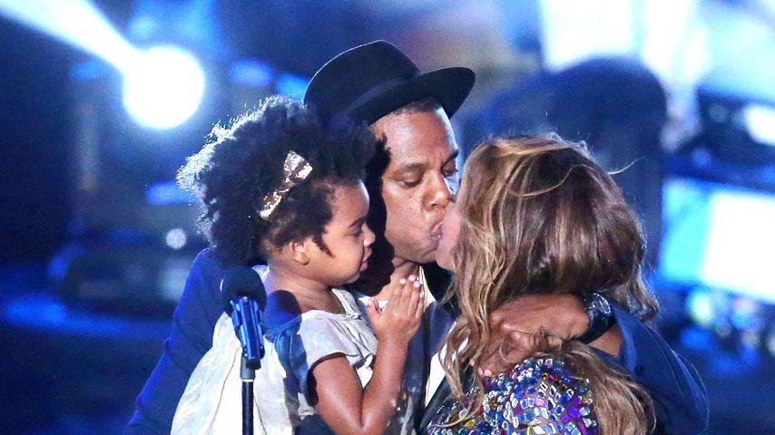 Mama Beyoncé: Pool-Spaß mit ihrem Töchterchen