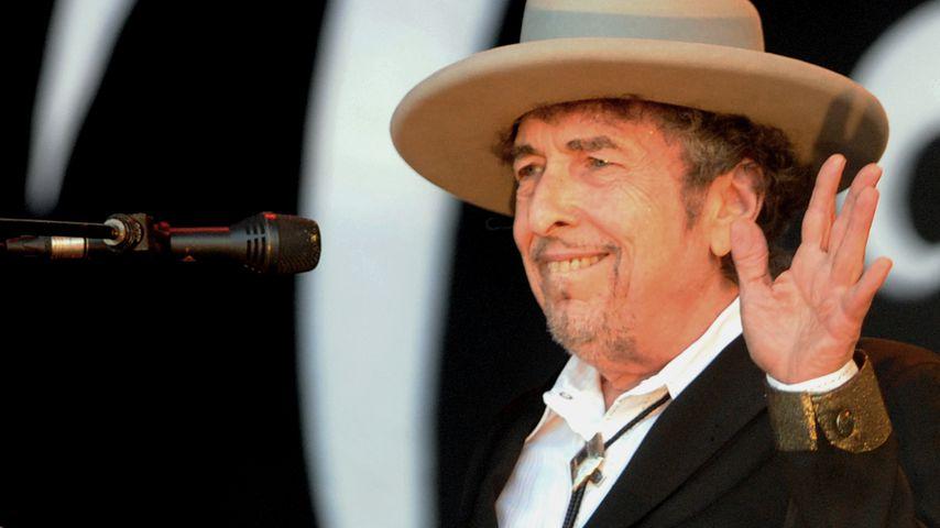 Bob Dylan, Juli 2012
