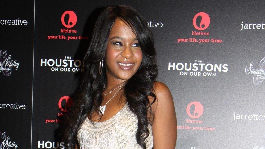 Bobbi Kristina, Whitney Houstons Tochter