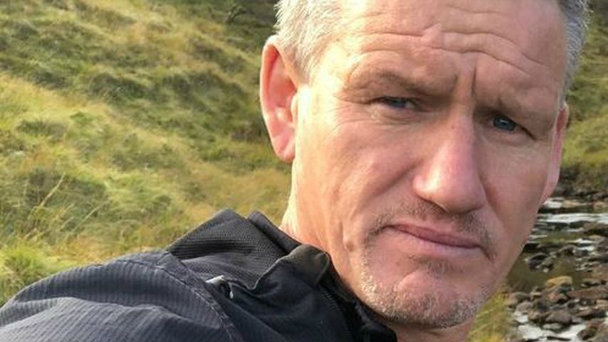 Promi-Bodyguard Mark Billingham im März 2020