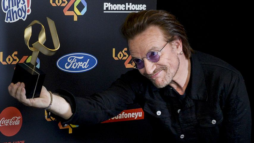 U2-Rocker Bono