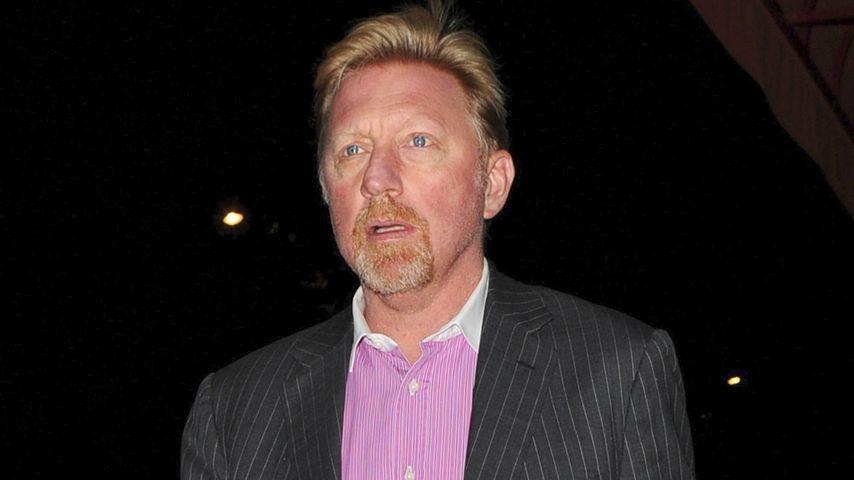 Hotel in Flammen: Boris Becker meldet sich aus Dubai