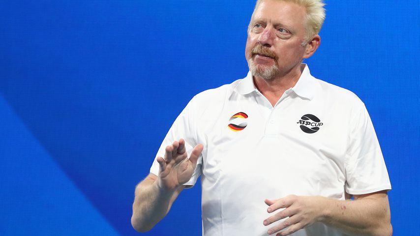 Boris Becker, früherer Tennispieler und Trainer