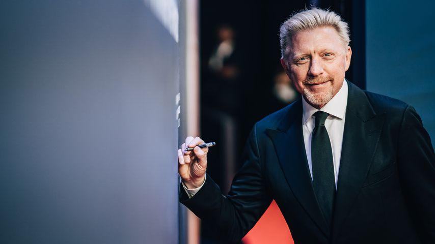 Boris Becker im Februar 2019