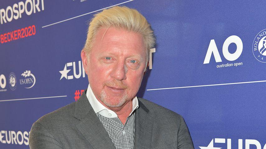 Boris Becker im April 2018