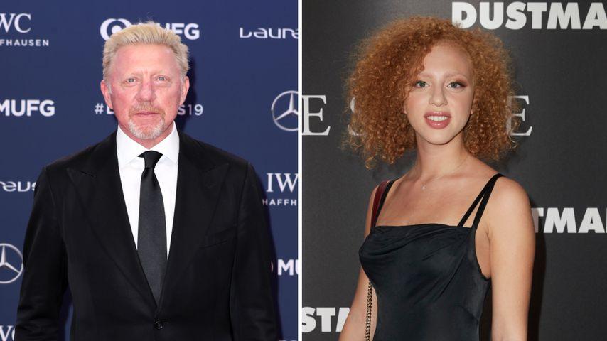 Zum 21. Geburtstag: Boris Becker widmet Tochter süßen Post