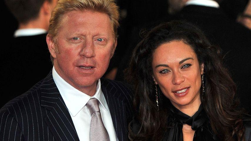 Lilly Becker und Boris Becker