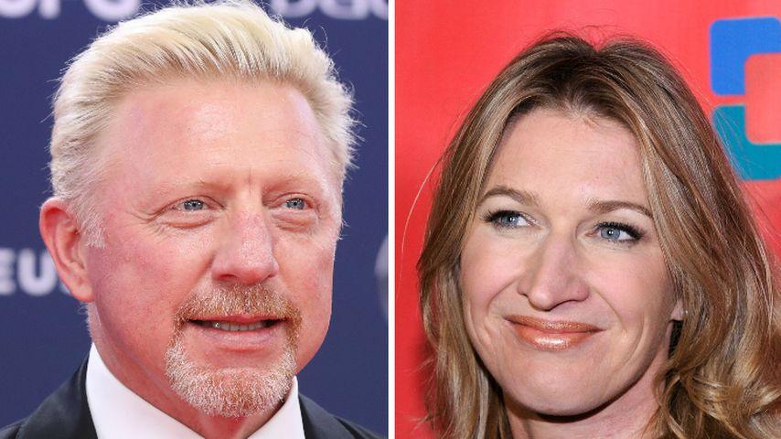 Fail! Boris Becker schickt Steffi Graf zu früh B-Day-Grüße