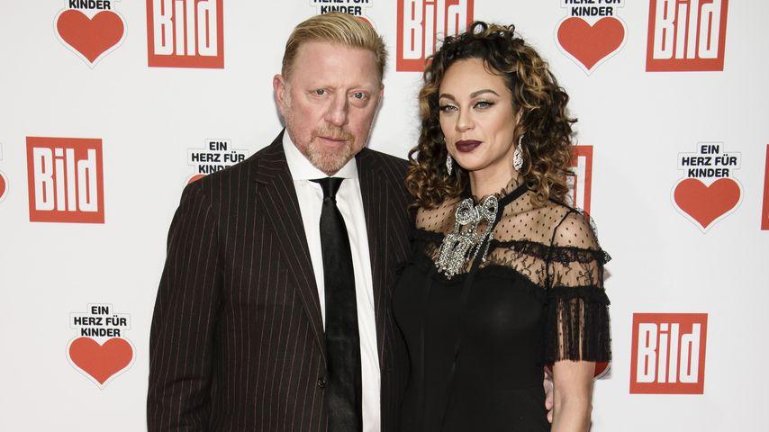Boris und Lilly Becker im Dezember 2016 in Berlin