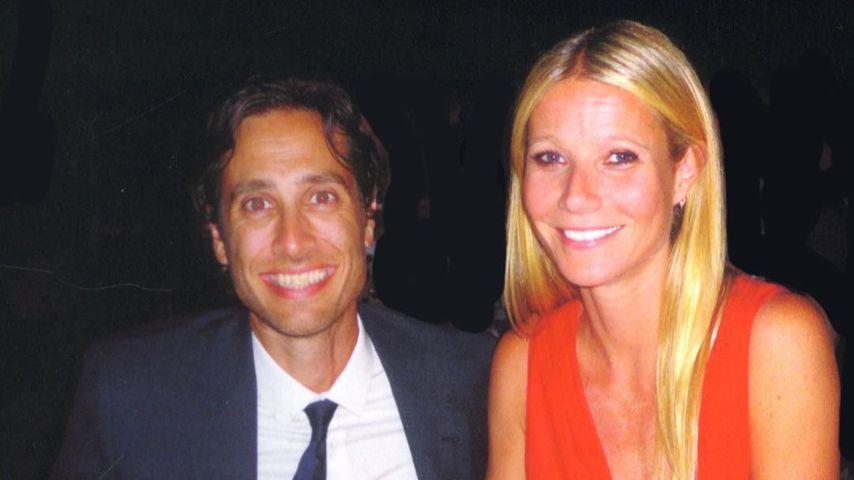 Brad Falchuck und Gwyneth Paltrow, Produzent und Schauspielerin