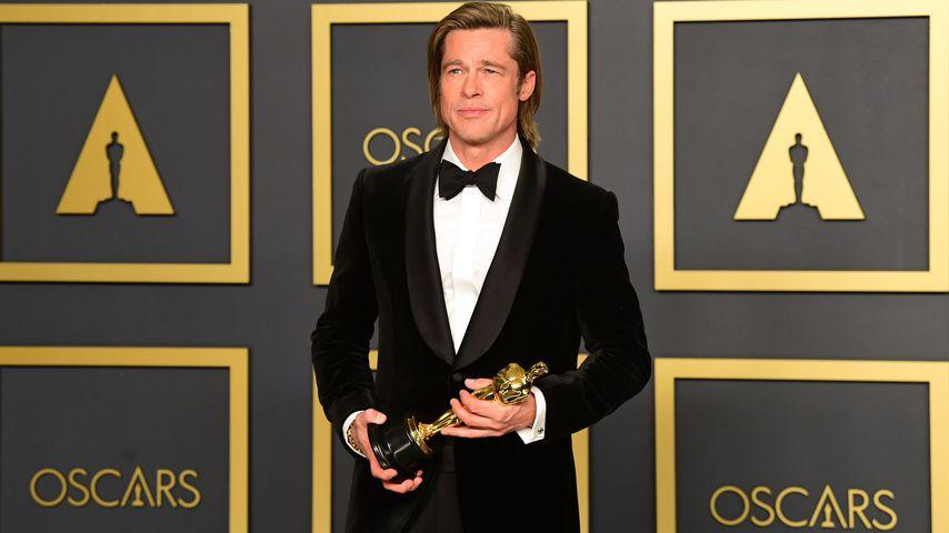Nach Oscar-Sieg: Brad Pitt möchte eine Weile verschwinden