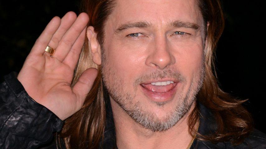 Brad Pitt verrät: Zeitpunkt der Hochzeit ist nah!