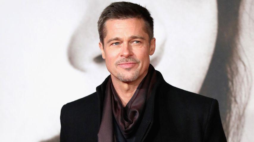 "Brad Pitt bei der ""Allied""-Premiere in London 2016"