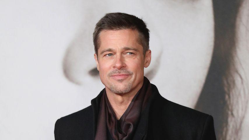 Nach 18 Monaten: Brad Pitt darf Kids ohne Aufsicht sehen!