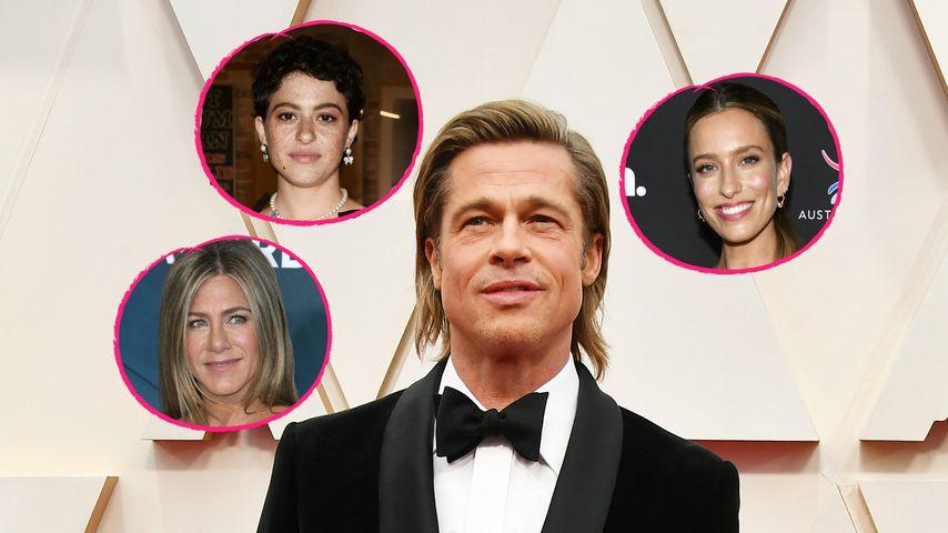 Jen, Alia oder Renee? Wer ist Brad Pitts wahre neue Liebe?