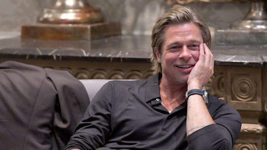 Brad Pitt 2019 in Los Angeles